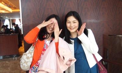 新形式TOEICテスト対策シャングリラ東京オフ会マリカさん
