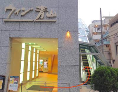 新形式TOEIC対策の英語レッスン青山一丁目アクセス写真4