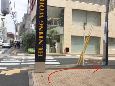 新形式TOEIC対策の英語レッスン表参道アクセス写真9