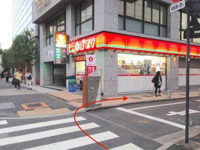 新形式TOEIC対策の英語レッスン青山一丁目アクセス写真3