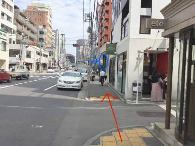 新形式TOEIC対策の英語レッスン表参道アクセス写真8