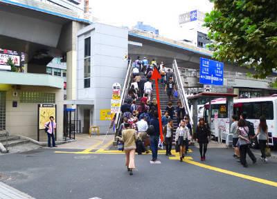 新形式TOEIC対策の英語レッスン渋谷アクセス写真3
