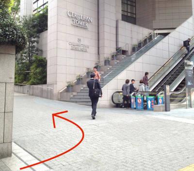 新形式TOEIC対策の英語レッスン渋谷アクセス写真8