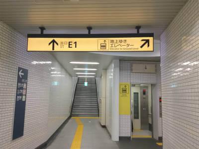 新形式TOEIC対策の英語レッスン新宿三丁目アクセス写真1