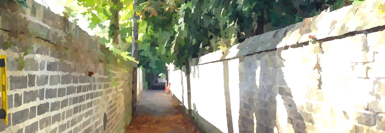 ポッドキャストTOEIC研究室きくメルマガ第22話の写真ケンブリッジ の風景です。